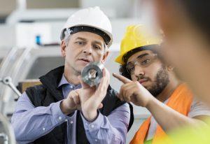 Machine workers