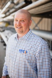 Aaron Kenning, Project Manager
